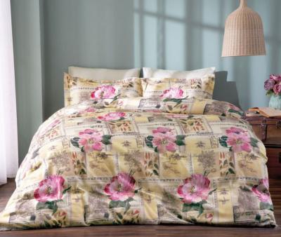 Комплект постельного белья Tivolyo Home Сатин принт Contrada