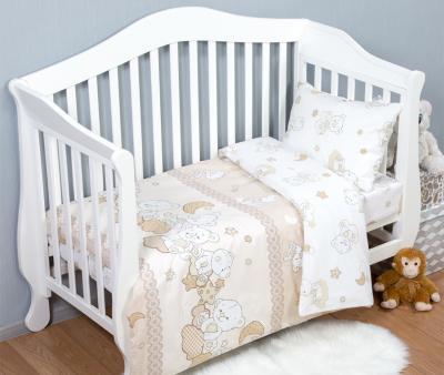 Комплект постельного белья Арт-постель поплин Мишка