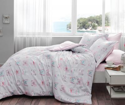 Комплект постельного белья Tivolyo Home Сатин Mint