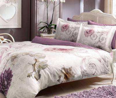 Комплект постельного белья Tivolyo Home Сатин Lene