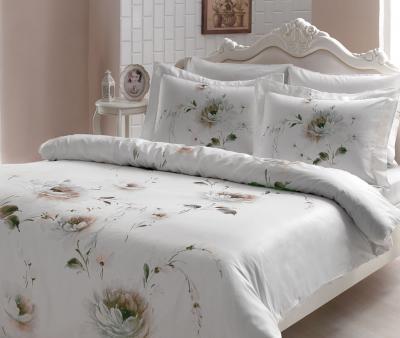 Комплект постельного белья Tivolyo Home Сатин принт Anthemis