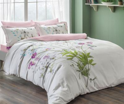 Комплект постельного белья Tivolyo Home Сатин принт Candy