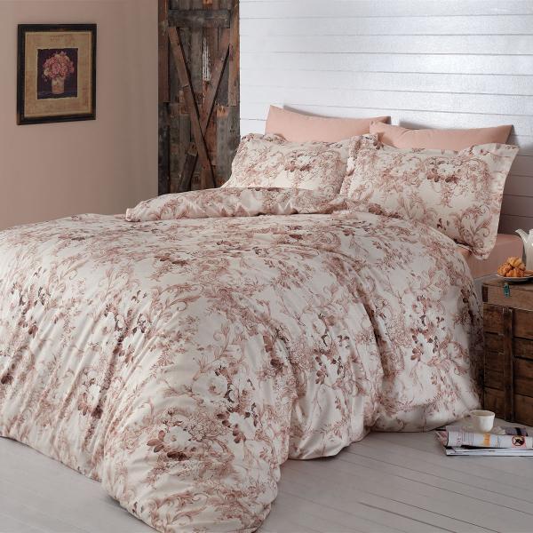 Комплект постельного белья Tivolyo Home Сатин Maxwell