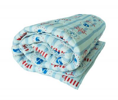 Одеяло Полиэфир 200 гр Морской