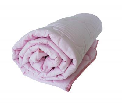Одеяло Комфорт Розовый 400 гр