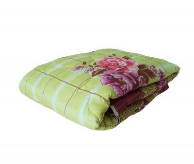 Одеяло Полиэфир 300 гр Клетка