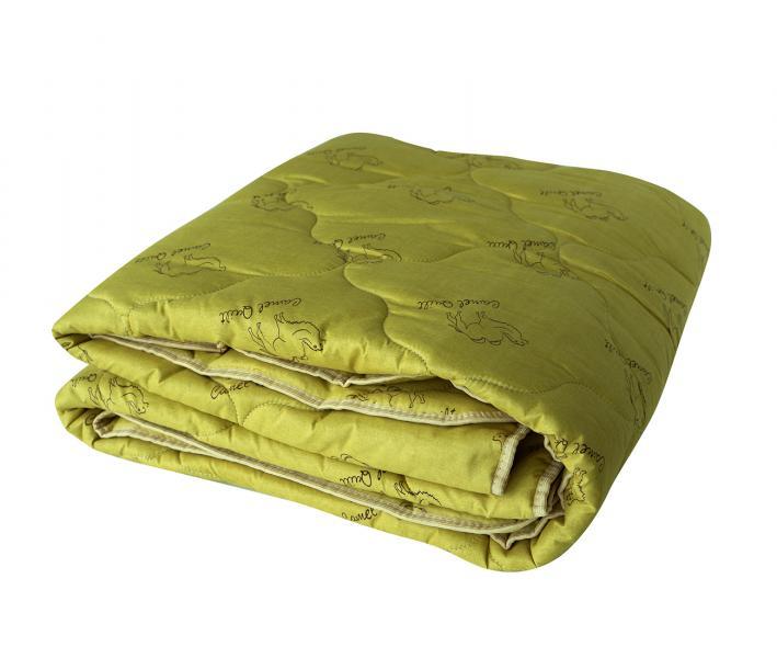 Одеяло Верблюжья шерсть 300 гр п/э