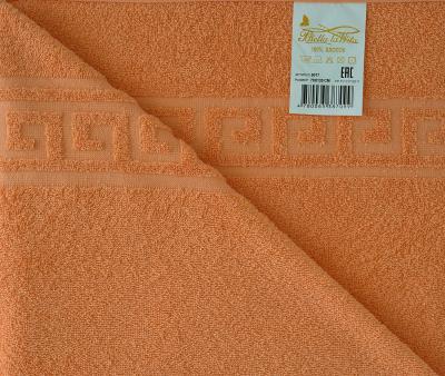 Полотенце Гладкокрашеное 1035 Оранжевый