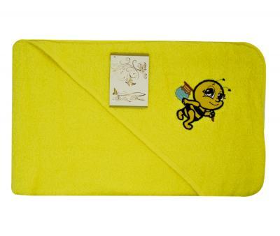 Полотенце уголок детский Пчелка