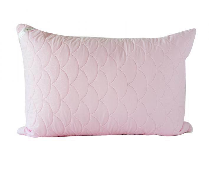 Подушка Комфорт розовый