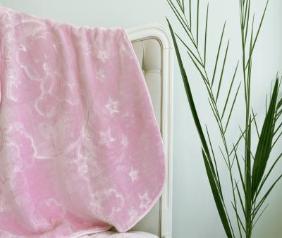 Плед детский Cotton Box Розовый