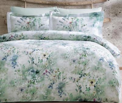 Комплект постельного белья Tivolyo Home Сатин принт Polina