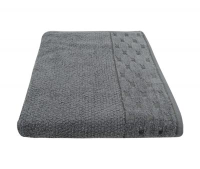 Полотенце 450 гр Дорук Квадрат Серый