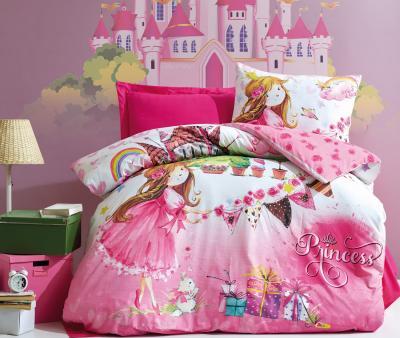 Комплект постельного белья Коттон Бокс ранфорс Princess Pembe