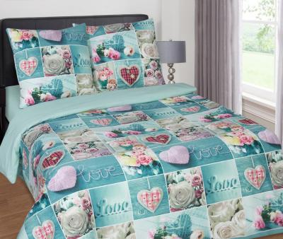 Комплект постельного белья Арт-постель поплин Признание