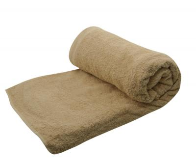 Простыня махровая Ашхабад песок