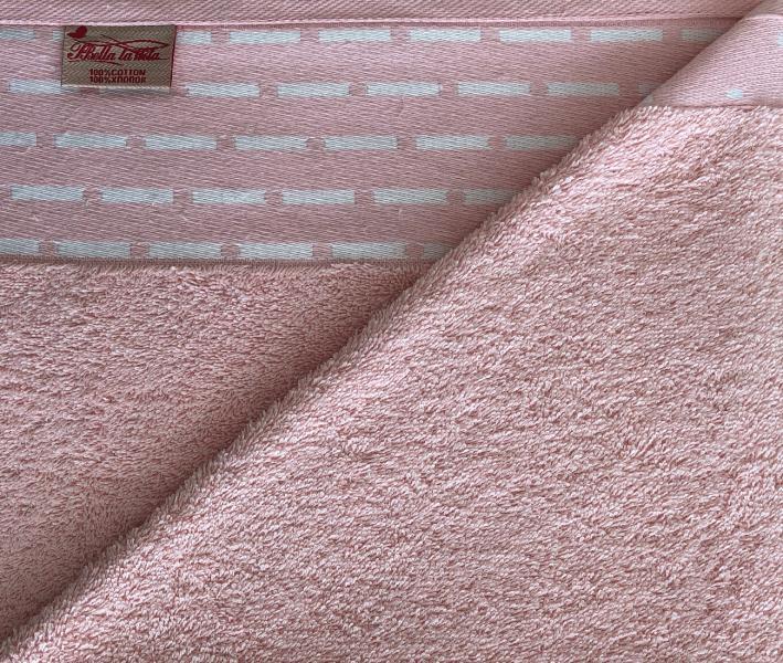 Полотенце махровое Impress Розовый