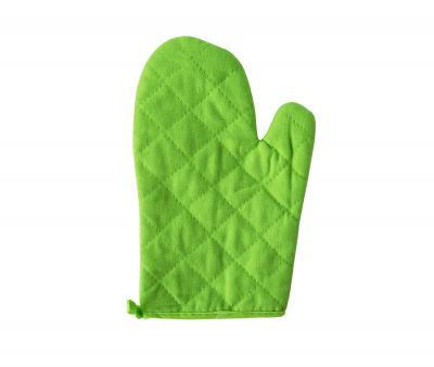 Рукавица кухонная Зелёный