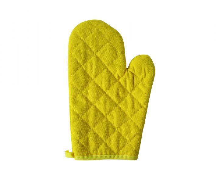 Рукавица кухонная Жёлтый