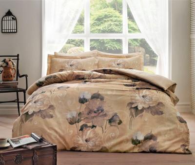Комплект постельного белья Tivolyo Home Сатин принт Sahra