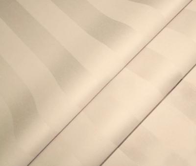 Сатин молочный 3x3 см страйп 150 гр 240 см х/б Китай Метраж