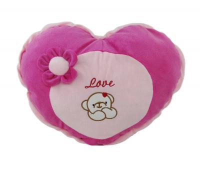 Подушка-игрушка Мишуткина любовь
