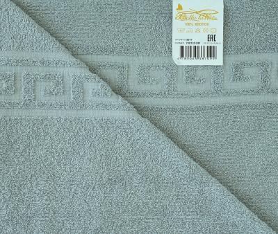 Полотенце Гладкокрашеное Серый