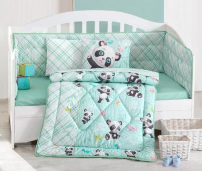 Набор постельного белья+одеяло+бортик детский