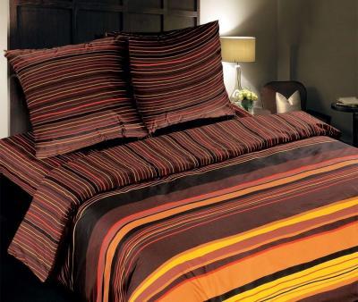 Комплект постельного белья Арт-постель 914 поплин Шоколад