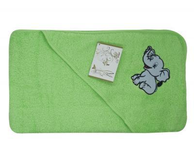 Полотенце уголок детский Слоник