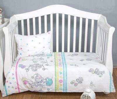 Комплект постельного белья Арт-постель поплин Слоник
