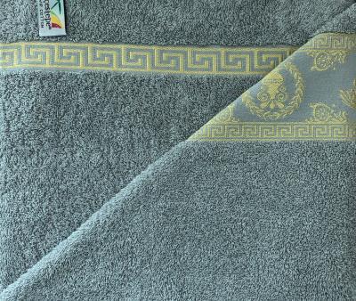 Полотенце махровое Cestepe MEDUSA Светло-серый