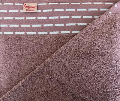 Полотенце махровое Impress Тёмно-розовый