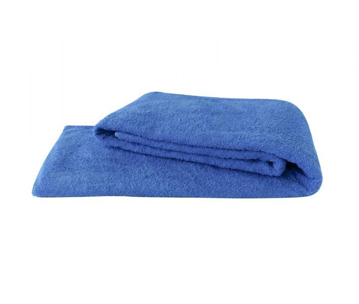 Простыня махровая Байрамали Синий