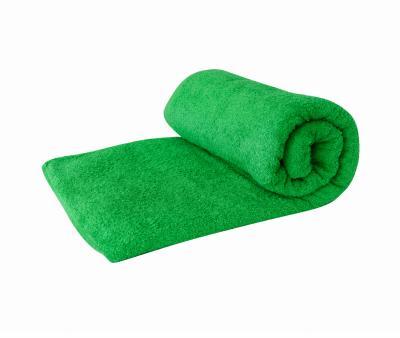 Простыня махровая Ашхабад Зелёный