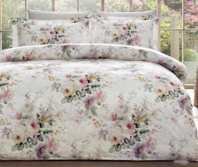 Комплект постельного белья Tivolyo Home Сатин принт Finola