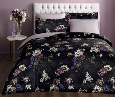 Комплект постельного белья Tivolyo Home Сатин принт Hailey