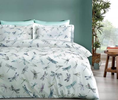 Комплект постельного белья Tivolyo Home Сатин принт Liberte