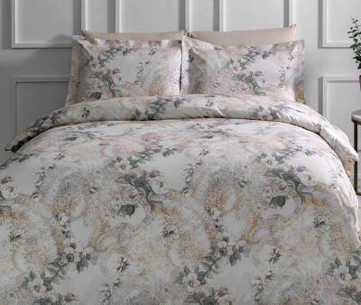 Комплект постельного белья Tivolyo Home Сатин принт Nikita