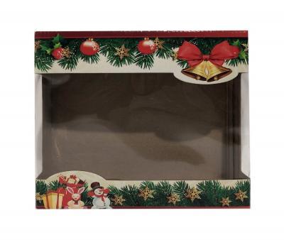 Подарочная коробка (19x19,5x6)