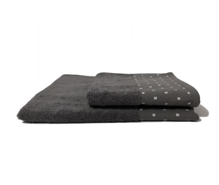 Полотенце махровое Impress Светло-серый