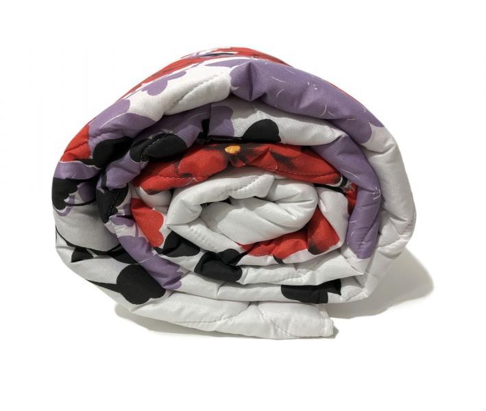 Одеяло Полиэфир 200 гр цветное