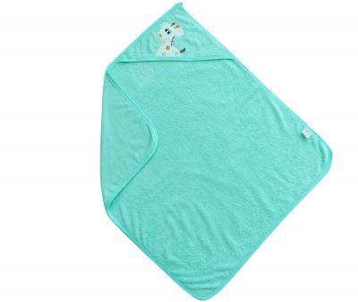 Полотенце с капюшоном Ramel Жираф Зеленый 350