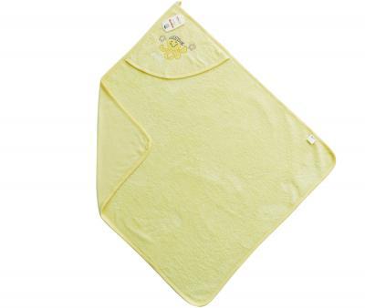 Полотенце детское с капюшоном Ramel Жёлтый осьминог