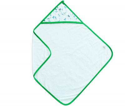 Полотенце с капюшоном Ramel 461 Черепашка Зелёный