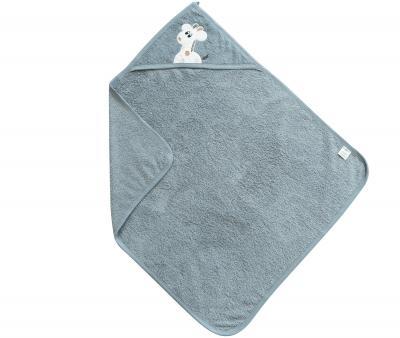 Полотенце с капюшоном Ramel Жираф Синий 350