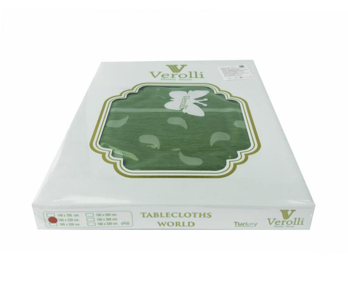 Скатерть Verolli TURKISH LINE V-11 Зелёный