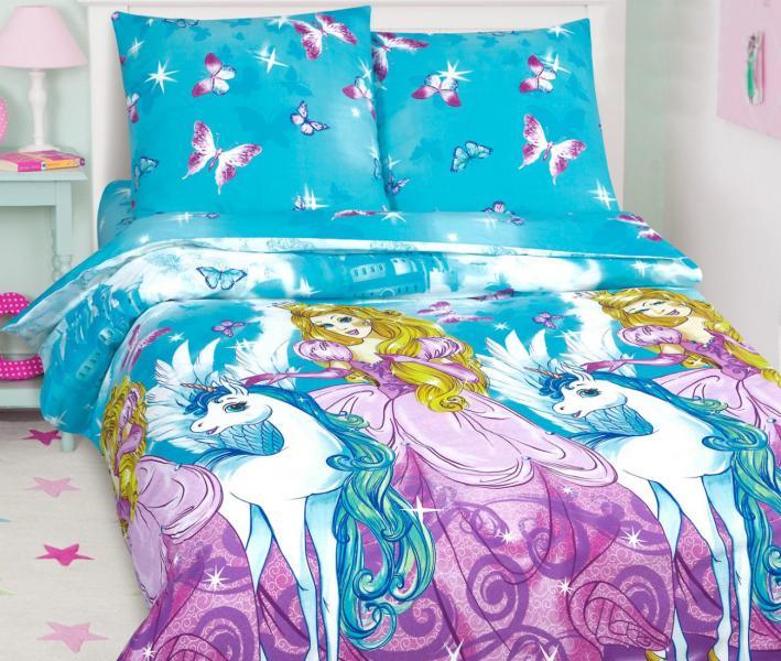 Комплект постельного белья Арт-постель 910 поплин Зазеркалье
