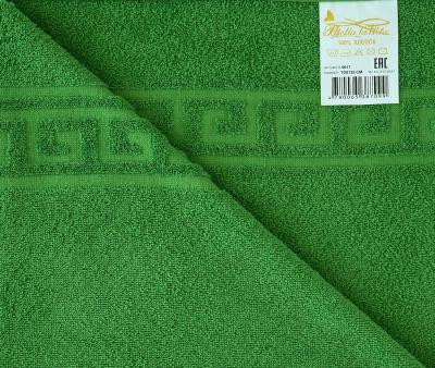 Полотенце Гладкокрашеное Светло-зелёный